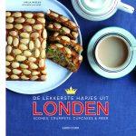 Omslag Lekkerste hapjes Londen v2.indd