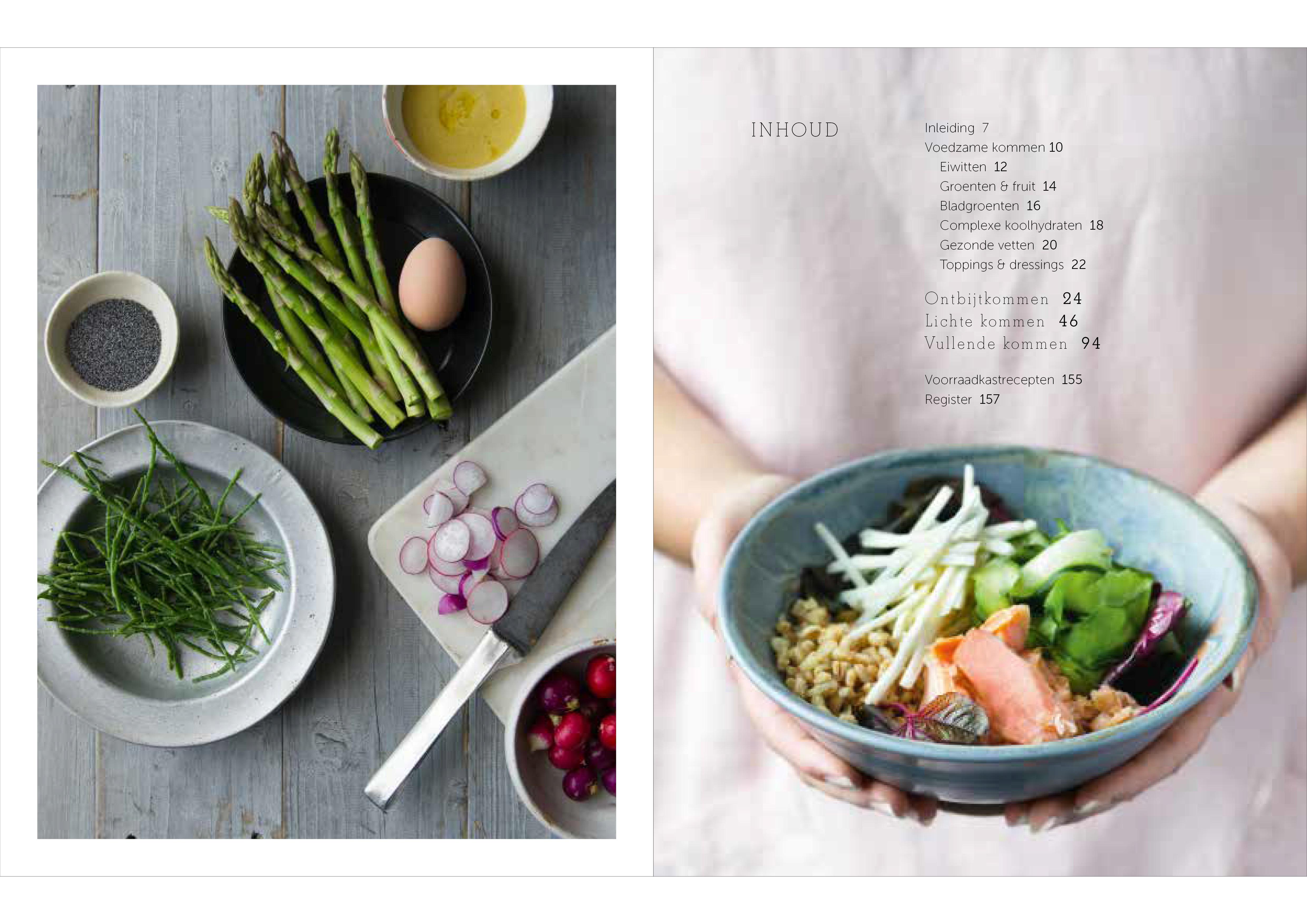 Kom in balans met voedzame maaltijden u good cook