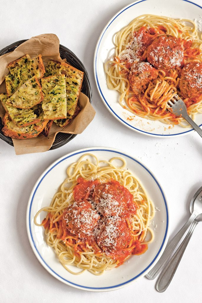 1002 spaghetti New York