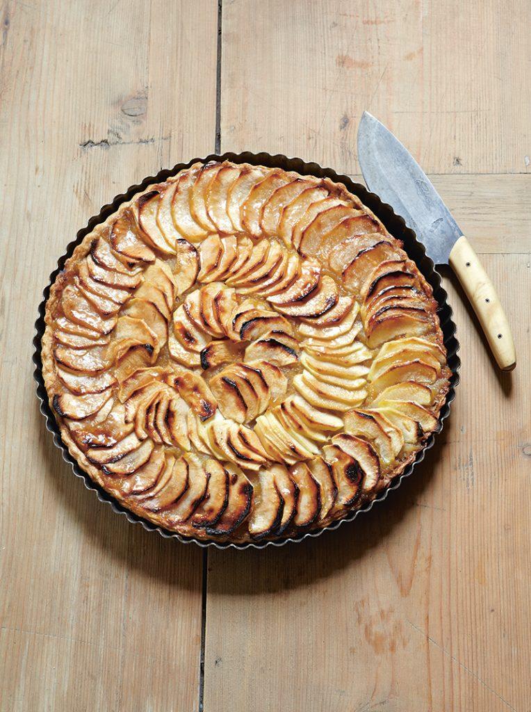 2804 Recept Een appel per dag