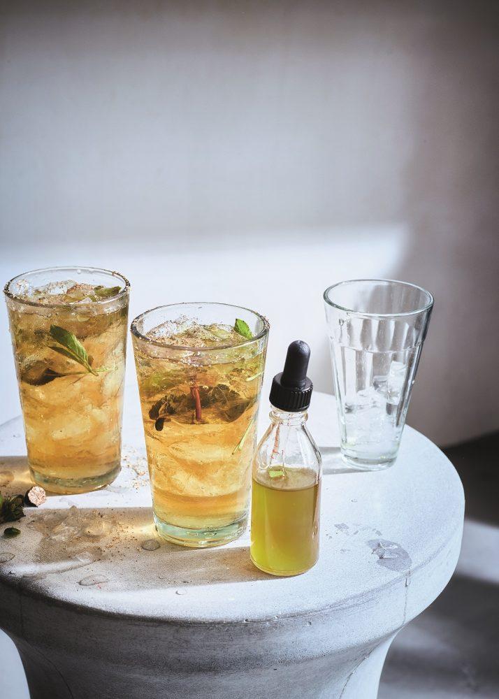Julep cocktail Vet
