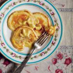 Karnemelk pannenkoek uit The Farmhouse Cookbook
